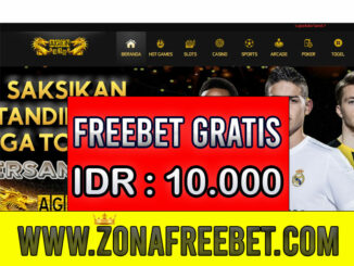 Agen838 Freebet Gratis Rp 10.000 Tanpa Deposit