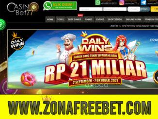 Link Alternatif CasinoBet77