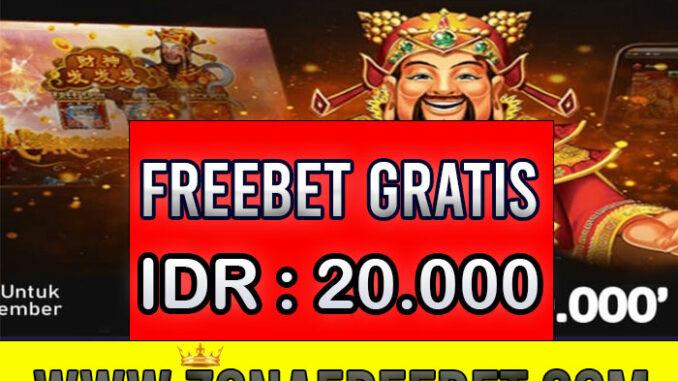 Hokijudi88 Freebet 20 Ribu Tanpa Deposit