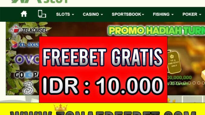WASlot Freebet Gratis Rp 10.000 Tanpa Deposit